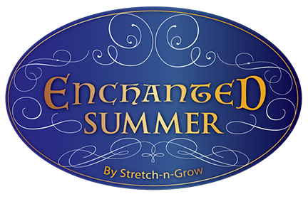 Recital Theme Graphic: Enchanted Summer