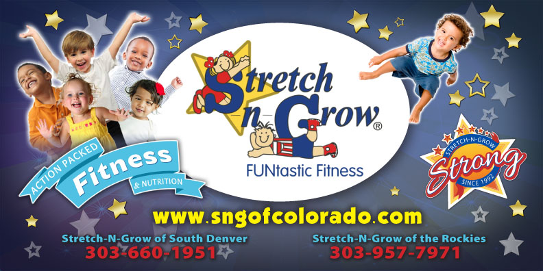 Stretch-n-Grow General: Large Banner