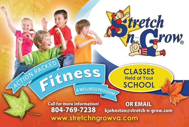 Stretch-n-Grow Fall Flyer (front)